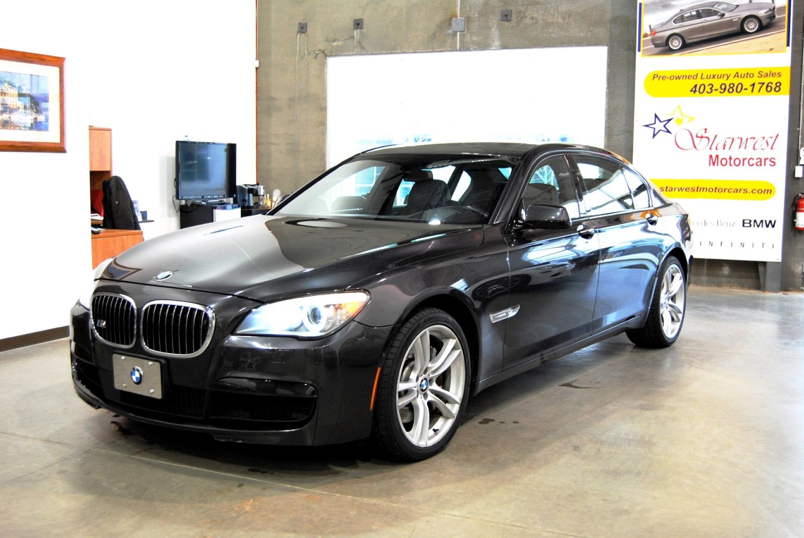 2011 BMW 750Li XDrive M Sport