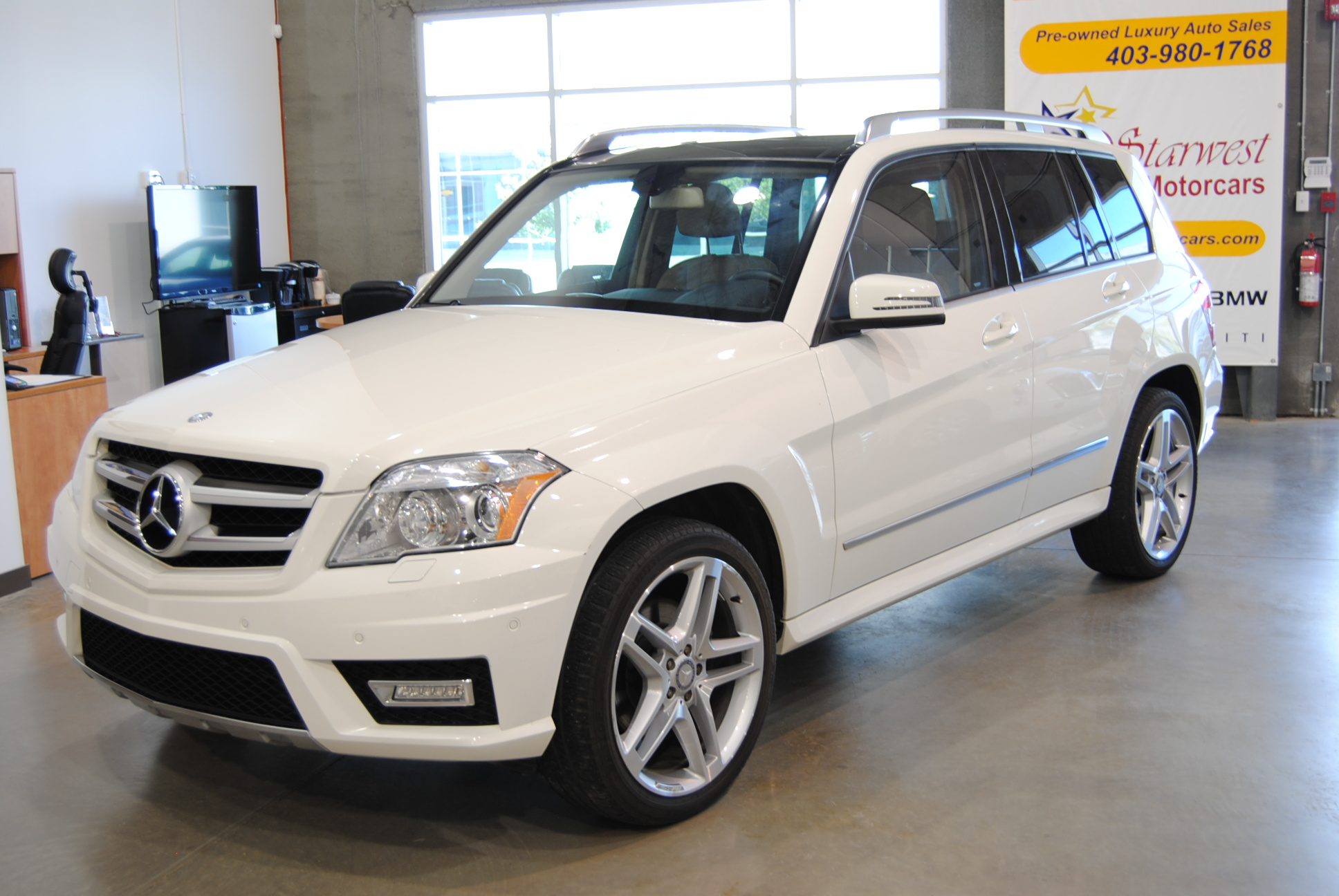 2012 mercedes benz glk350 4matic starwest motorcars for Mercedes benz extended warranty worth it
