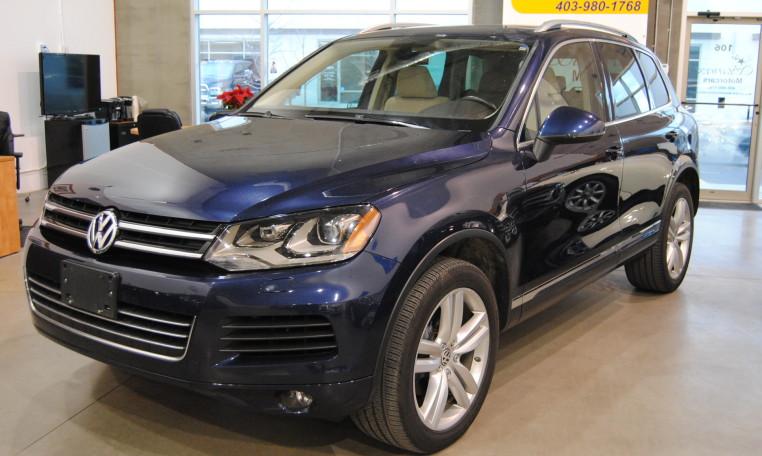 2012 Volkswagen Touareg W/ Navigation | Starwest Motorcars