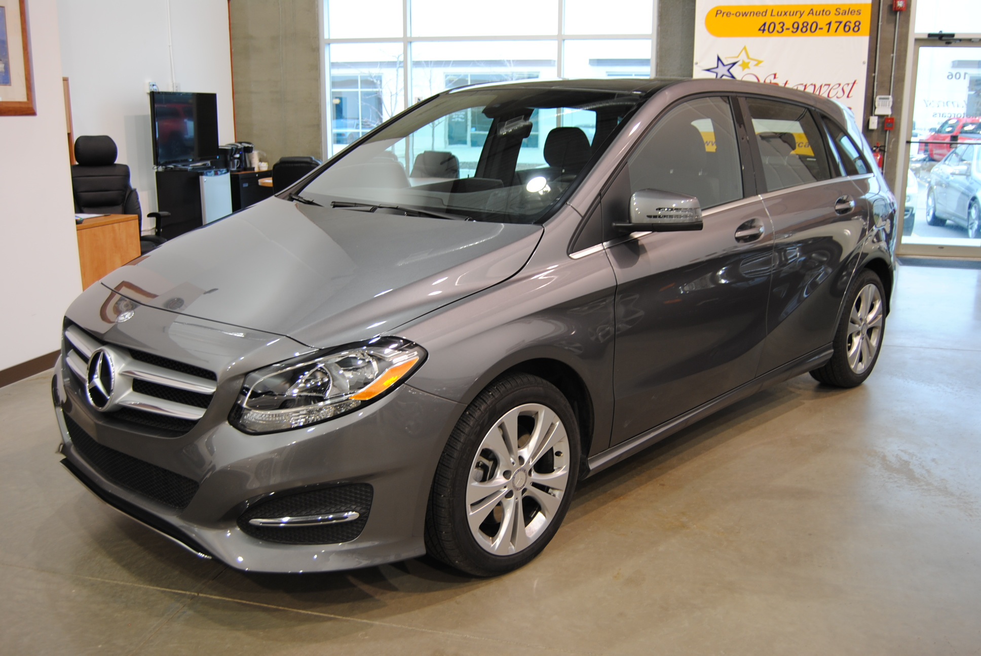 2015 mercedes b250 4matic starwest motorcars for Mercedes benz extended warranty worth it