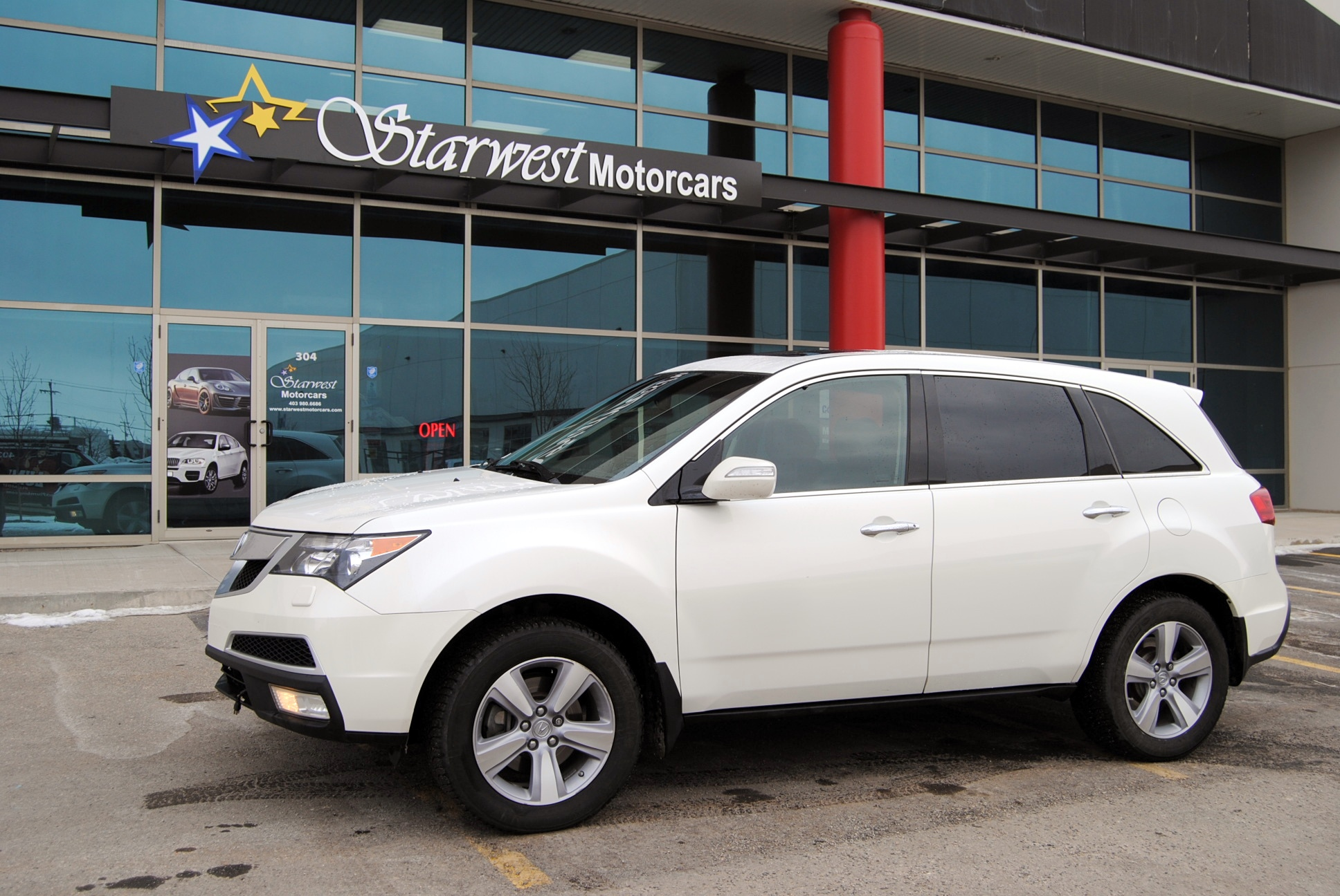 tech the acura awd l at used package car lot mdx detail internet technology serving pkg